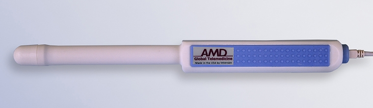Trans-Vaginal USB Ultrasound Probe
