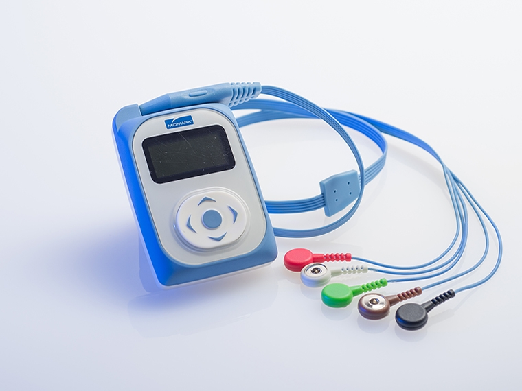 Digital Holter Monitoring System II